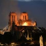 A French Billionaire Comes Forward To Help with 100 Million Rebuild The Notre Dame Cathedral